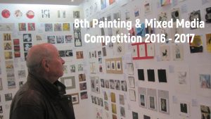 8th Lessedra International Painting & Mixed Media Competition