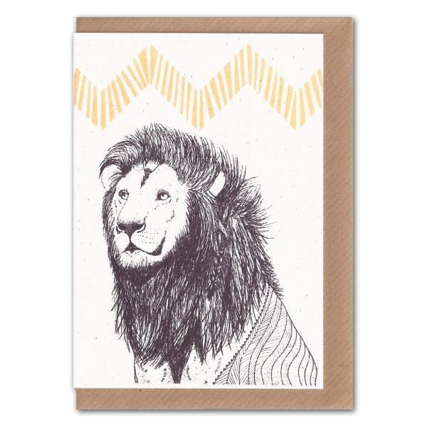 Inkidot-Lion