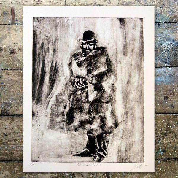 StevenAllen-Man in the Fur Coat1