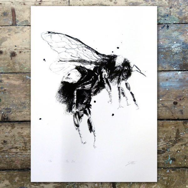 StevenAllen-The Bee1