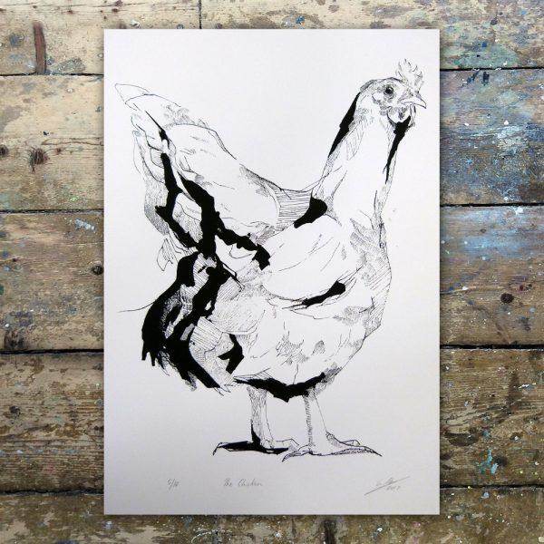 StevenAllen-The Chicken1