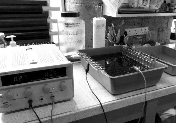 electroetching