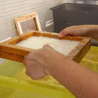 short-papermaking